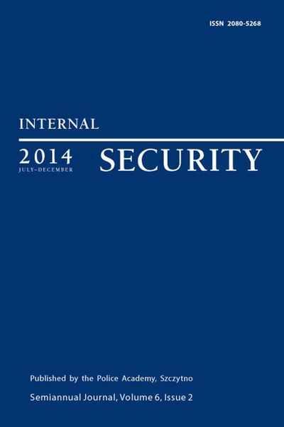 Praca zbiorowa - Internal Security, July-December 2014