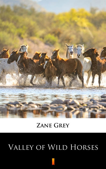 Zane Grey - Valley of Wild Horses