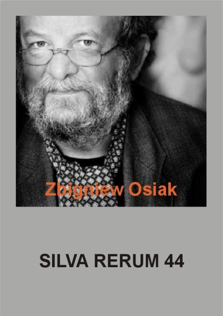 Dr Zbigniew Osiak - Silva Rerum 44