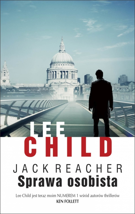 Lee Child - Jack Reacher. Sprawa osobista